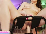 ChronicLove - Sex_Stool_in_this_Oiled_Riding_Show