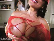 Samantha Kelly - Ultimate Huge Fake Breast Expansion