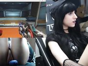 lana_rain's webcam show from June 7, 2016 - CamClips.cc