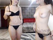 Nastya_Yum cam show with friend
