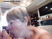 Debbie Likes Making His Cock Happy