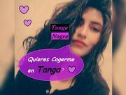 Alejandra Jazmin Cogida por detras en TANGA