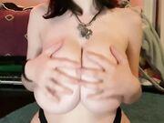 Big boobs young amateur