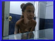 Experienced Mature Callgirl Showers In The Hotel Room