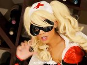 Annie Violet - Harley Quinn Cosplay - NitinProductions.com