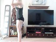 Haley Ryder Yoga Squirt