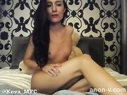 Kova_ anal masturbation