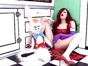 VeronicaChaos and Slappy - Who Fucked Jessica Rabbit?