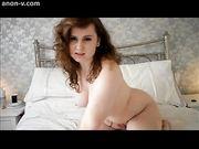 EffyMX - Rare Glass Dildo Playtime / Masturbation