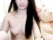 Mykaelha Zoey private sex show